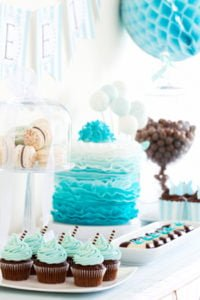 Baby Shower Menu Planning: Baby Shower Food Ideas