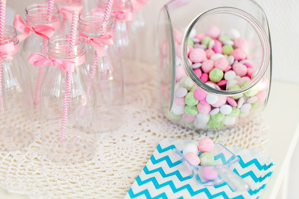 Baby Shower Candy Bar Game Guide - PinkDucky.com