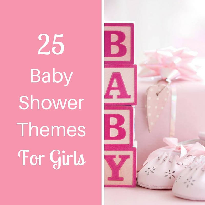 Baby shower themes for girls Nude Photos 30