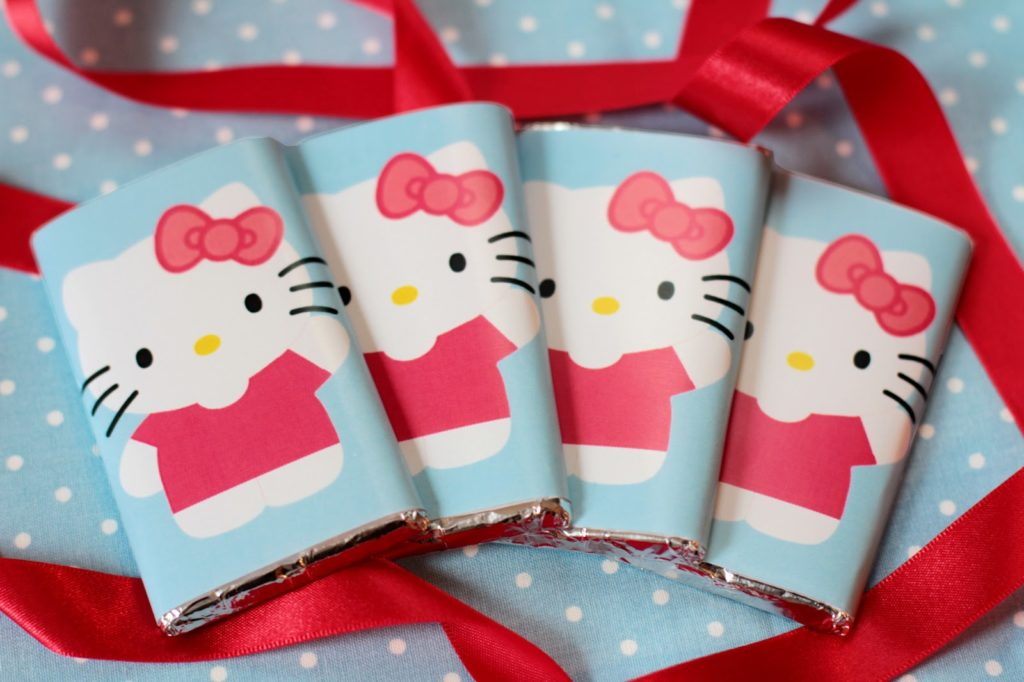 Hello Kitty Baby Shower Free Printables - PinkDucky.com