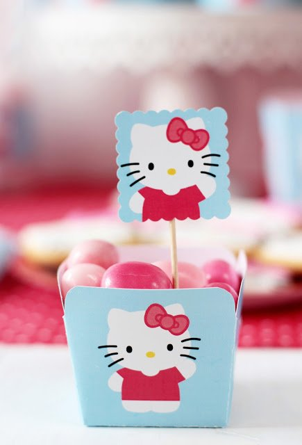 Hello Kitty Baby Shower Favors - PinkDucky.com