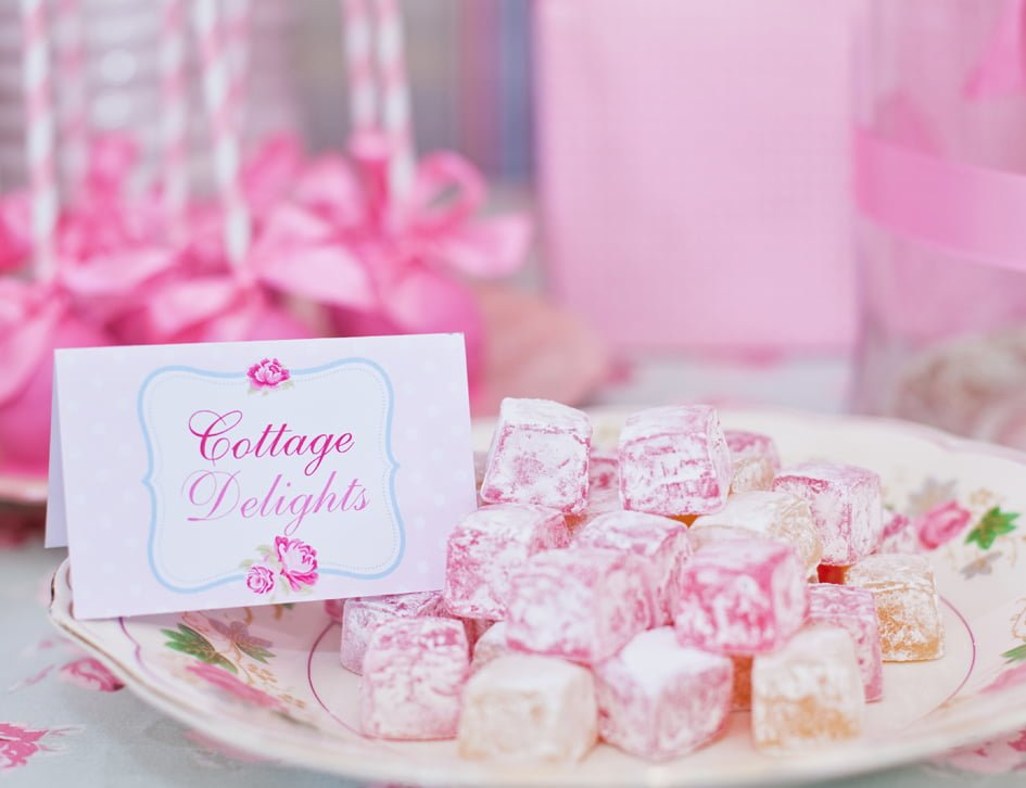 Princess Baby Shower Food Ideas - PinkDucky.com