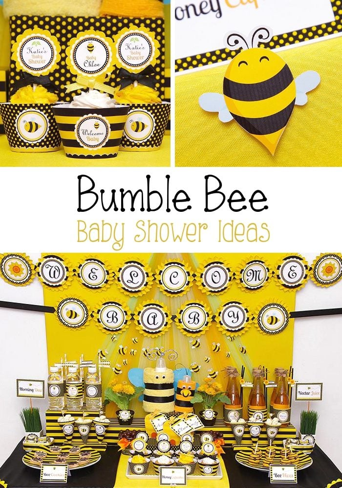bumblebee baby invitation il bumble qqjh listing bee shower