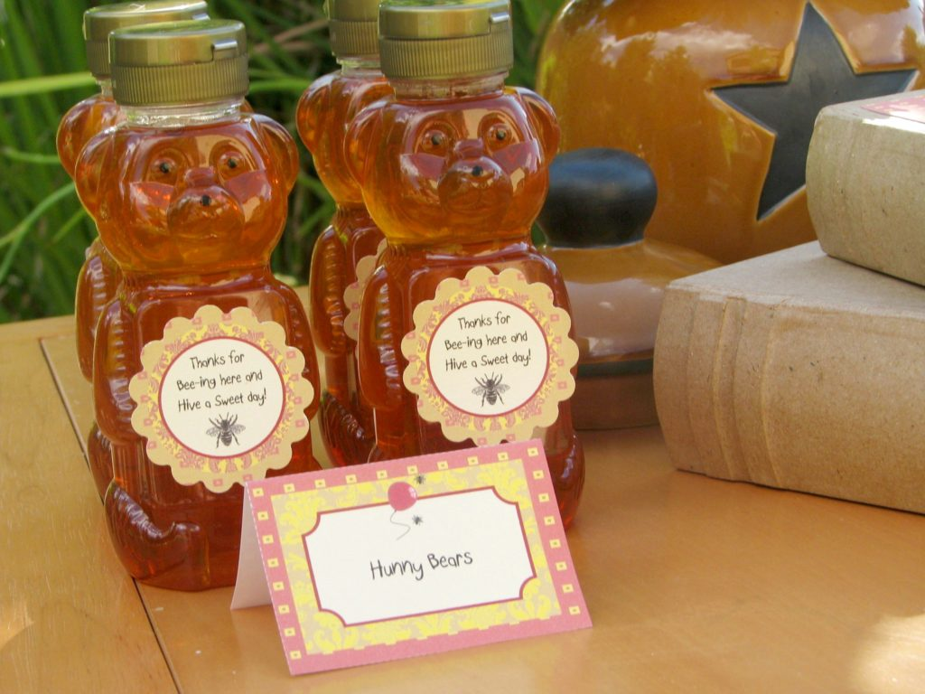 Winnie the Pooh Baby Shower Favors - PinkDucky.com