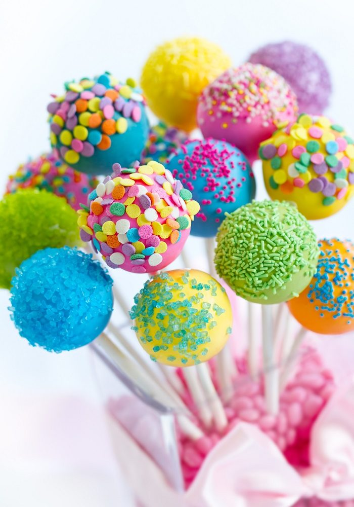 How to Make Baby Shower Cake Pops