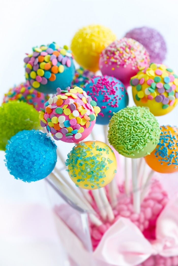 How to Make Baby Shower Cake Pops - PinkDucky.com