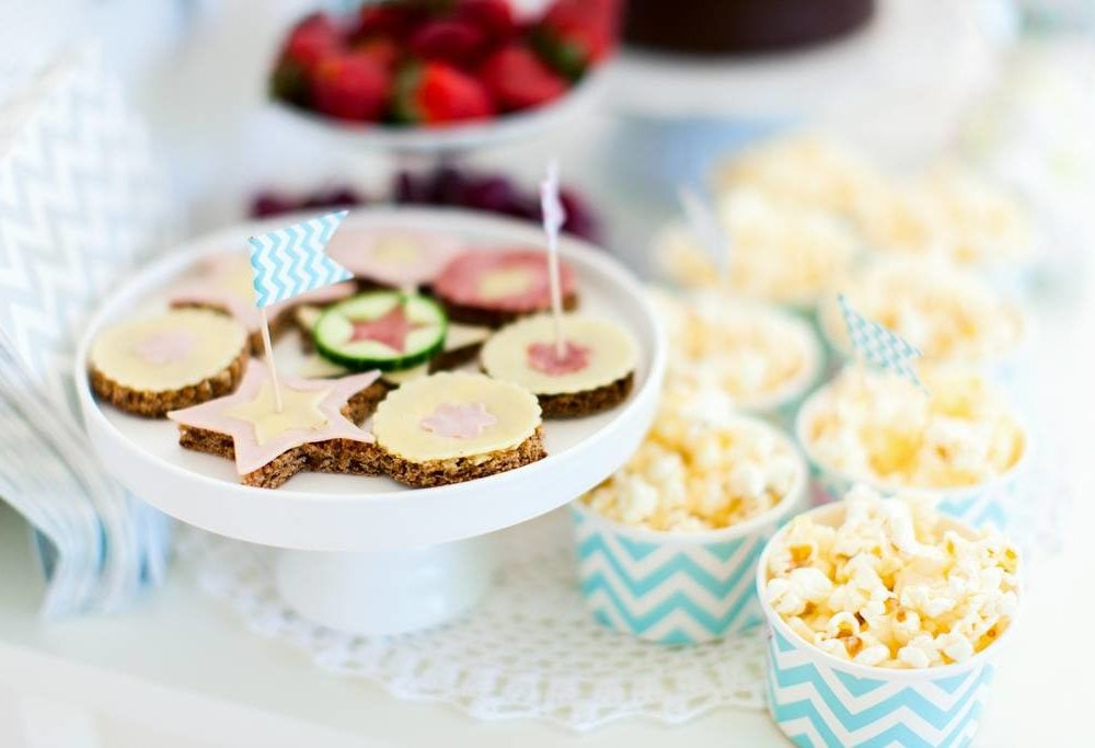 15 Yummy Baby Shower Finger Foods