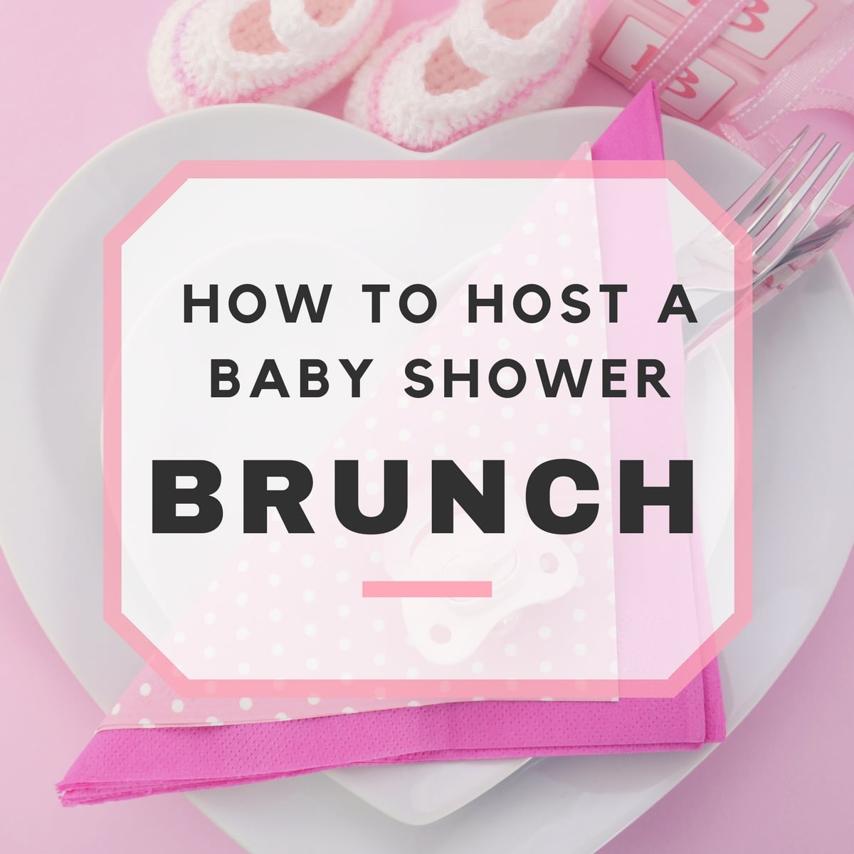 Baby shower food ideas for lunch
