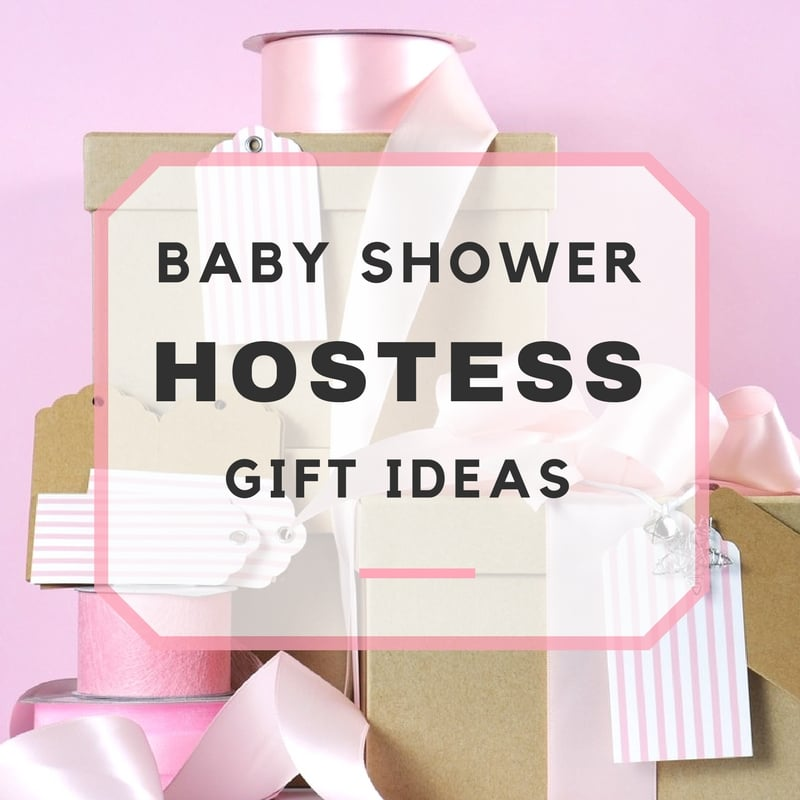 12 baby shower hostess gift ideas for Hostess thank you gift ideas