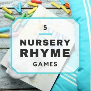 5 Baby Shower Nursery Rhyme Games